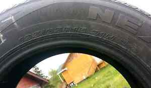 Tires for sale Variety sizes on here.
