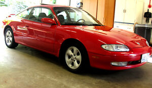 1993 Mazda MX-6 LS Mystere Coupe (2 door)