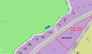 Rare Opp to Own Corner Lot w/ Public Access to Hay Bay Tobemory