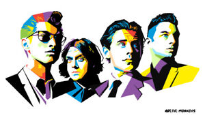 Arctic Monkeys, Toronto (Aug 5)