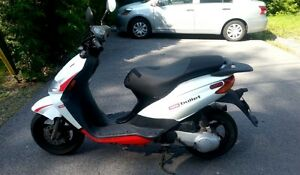 Scooter Derbi Bullet 2008