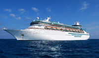 CRUISE LOVERS - CRUISE FOR FREE!