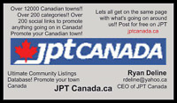 Try an ad on JPT Canada.ca