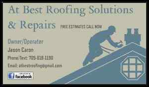 DON'T WAIT CALL AT BEST ROOFING FOR ALL YOUR ROOFING NEEDS