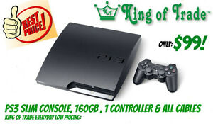 BEST PRICE ON PS3 - King of Trade!
