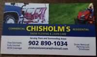 Chisholms Commercial and Residential Snow Plowing and Removal