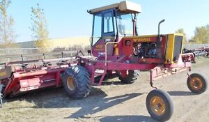 4400 versatile swather for parts