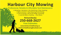 Harbour City Mowing