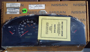 Nissan Sentra (meter assembly combo) dash panel