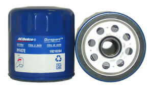 ACDELCO PF47E Oil Filter 2000 Cavalier
