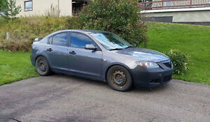 Mazda 3 NEED SOLD ASAP !!!1200!!!!