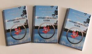 Hunting Land Maps - Southern Ontario + Free bonus