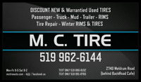 *** USED WINTER TIRES *** Windsor Region Ontario Preview