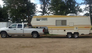 Selling our Vanguard fifth wheel trailer
