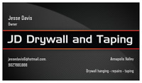 JD Drywall and Taping