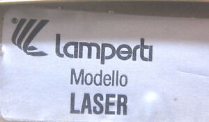Max Baguara Manufactured By Lamperti Torchere Floor Lamp Kitchener / Waterloo Kitchener Area image 5