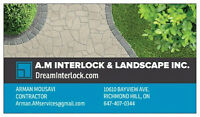 INTERLOCK & LANDSCAPE SPECIALIST'S! VERY CLEAN HIGH QUALITY WORK