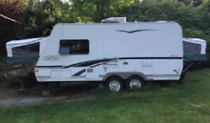 Perfect Family Travel Trailer for rent
