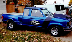 DRAG TRUCK WITH OWNERSHIP