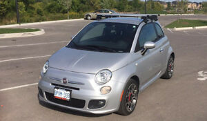 2012 FIAT 500 SILVER COUPE: PERFECT CONDITION!