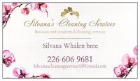 Silvana's Cleaning Services