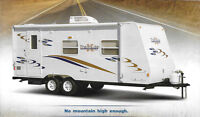 21 FT Trail-Lite Crossover RV