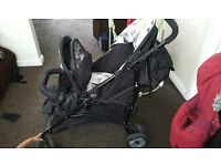 My child duo sienna double buggy