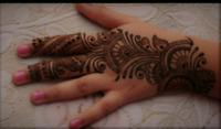 Beautiful henna in Brampton
