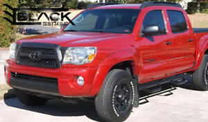 2005-2017 Toyota Tacoma Dbl Cab - Hooped Drop Steps
