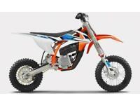 KTM SX-E 5 2022 ELECTRIC MOTOCROSS BIKE BRAND NEW UK BIKE