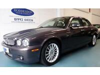 2008 08 JAGUAR XJ 2.7 EXECUTIVE V6 4D AUTO 204 BHP DIESEL