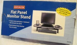 Kensington multi-functional monitor stand - NEW