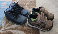 2 pairs of Stride Rite Shoes size 5.5