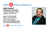 Exclusive Bank of Montreal Mortgage Rates! - Mark Youssef