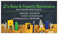 JC's Home & Property Maintenance
