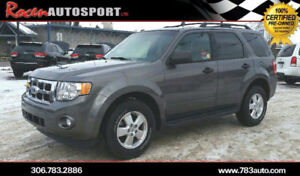 CERTIFIED 2011 Ford Escape XLT AWD -$107 B/W - PST PD - YORKTON