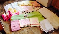 Baby blankets, stroller blanket...and mattress covers for sale !