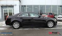 2011 CADILLAC CTS SEDAN SDN 3.0L ,TOIT OUVRANT , BLUETOOTH, VEH.