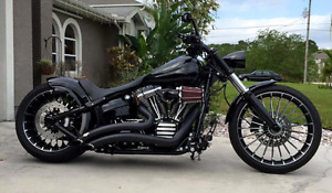 Buy your Harley Davidson privately and we will finance you.
