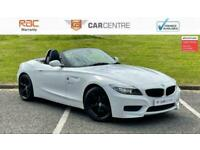 2012 BMW Z4 20i sDrive M Sport 2dr CONVERTIBLE Petrol Manual