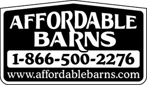 AFFORDABLE BARNS!!! Let Us Help You With A New Barn