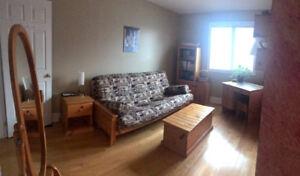 Real wood Guest Bedroom set, queen mattress, 8 pieces for  499!