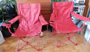 Folding Chair(s) for Camping, Sports, Musicfest Peterborough Peterborough Area image 1