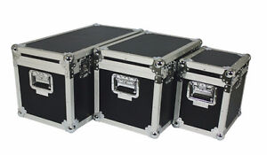 Road case for guitar amp head