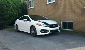 2015 Honda Civic si hfp Coupé (2 portes)