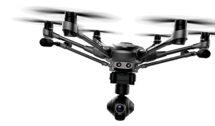 Typhoon H Drone Smooth, Responsive