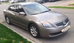 2007 Nissan Altima sl  loaded $5790