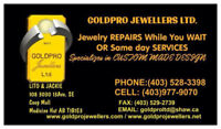 Jewelry Repair While you wait
