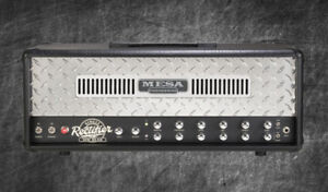 mesa  boogie single rectifier et cabinet marshall mg412