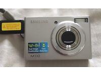 Digital camera Samsung M110